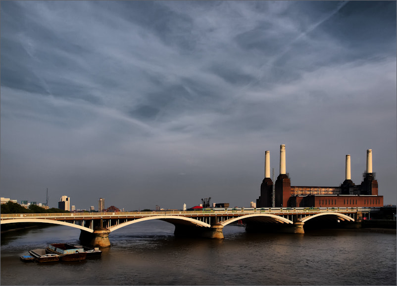 Photograph BatterSea IV by KPK . on 500px