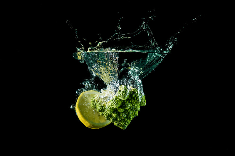 Photograph Fruit Diving by Antonio Ramelli on 500px