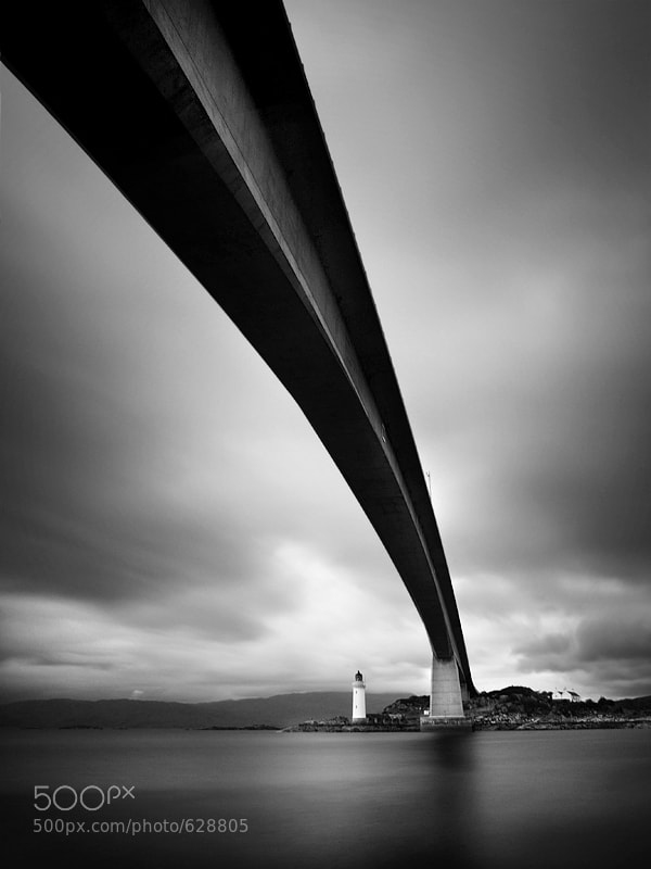 Photograph Skye Bridge by Nina Papiorek on 500px