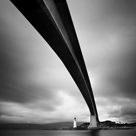 Skye Bridge by Nina Papiorek (NinaPapiorek)) on 500px.com