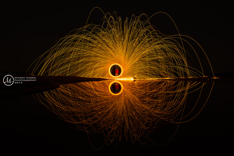 Photograph Reflection of Steel Wool! by Mardy Suong Photography on 500px