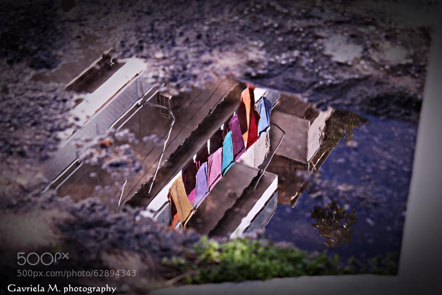 Photograph Reflection by Gavriela Marantidi on 500px