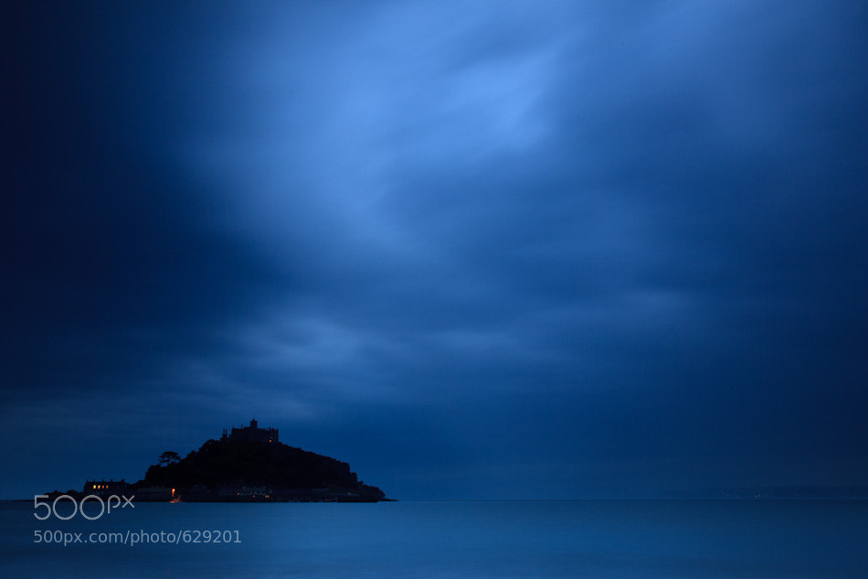 Photograph St. Michael's Mount by Kenneth Verburg on 500px