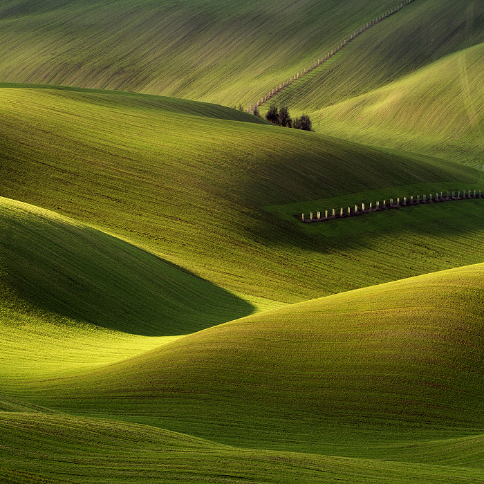 Photograph Moravian landscape by Radek Severa on 500px