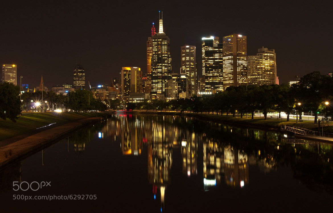Photograph Melbourne by Pat Charles on 500px