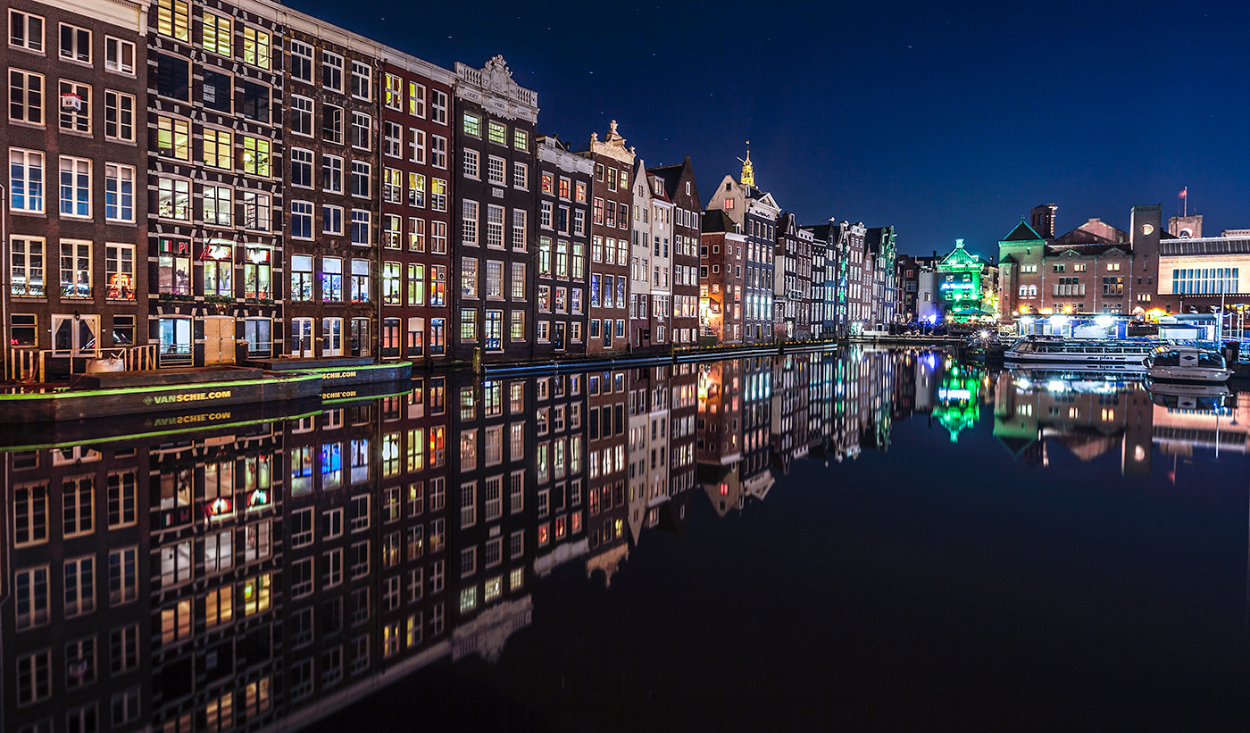 Photograph Amsterdam Windows & Stars by Mohamed Idrissi on 500px