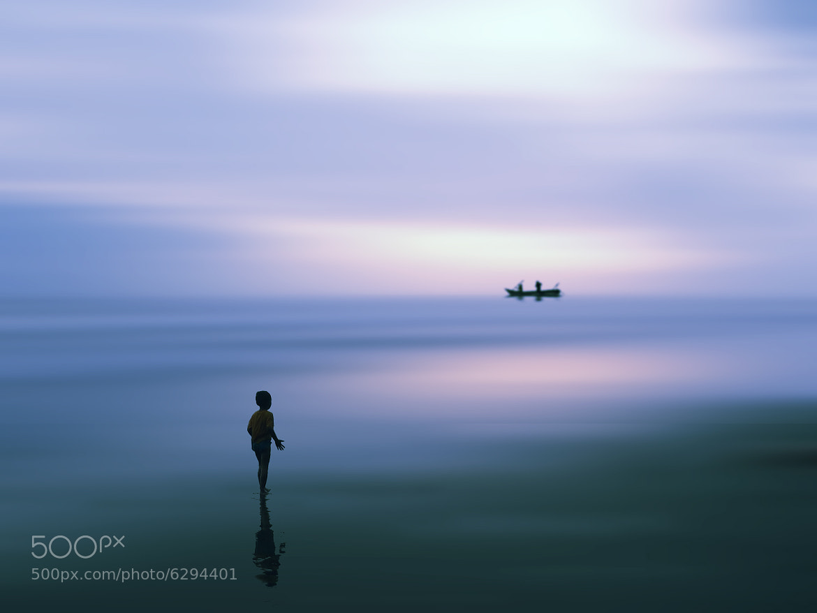 Photograph Waiting For my Father by 3 Joko on 500px