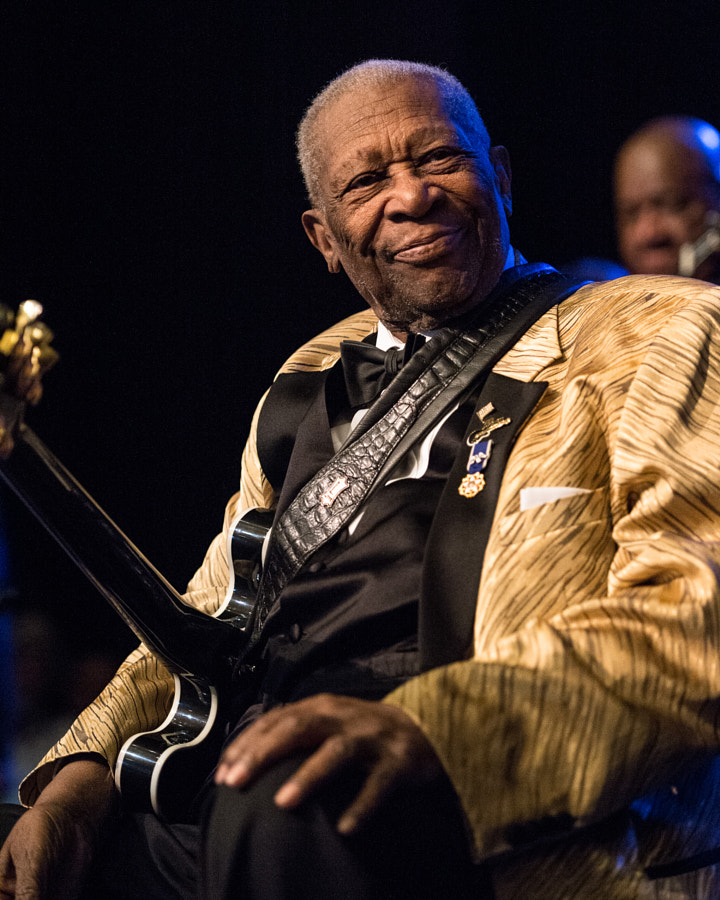 Photograph B.B. King by John Lill on 500px