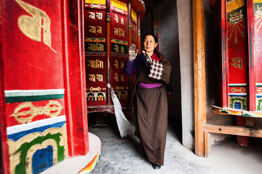 Moments from Tibet
