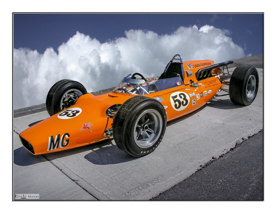 1964 MG Liquid Suspension Indy Car