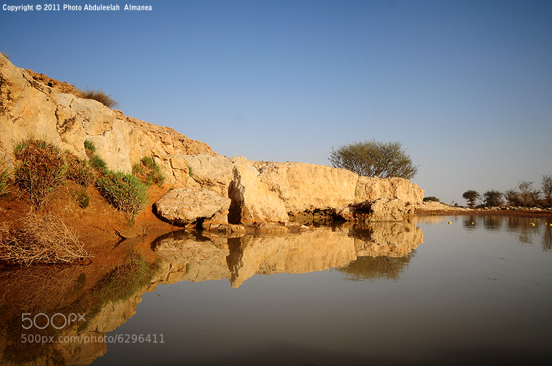 Photograph Reflection by Abduleelah Al-manea on 500px