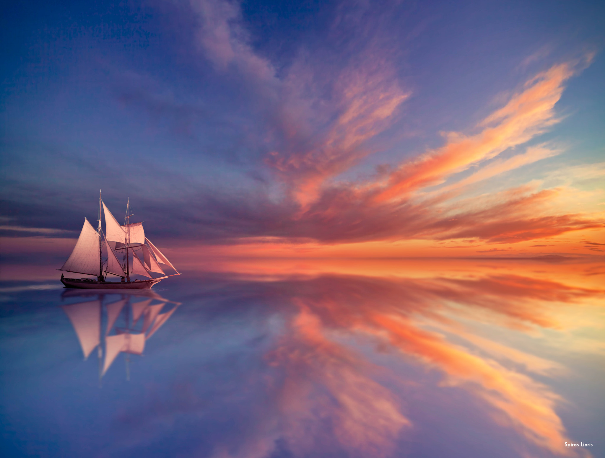 Photograph Sailing the dream by Spiros Lioris on 500px