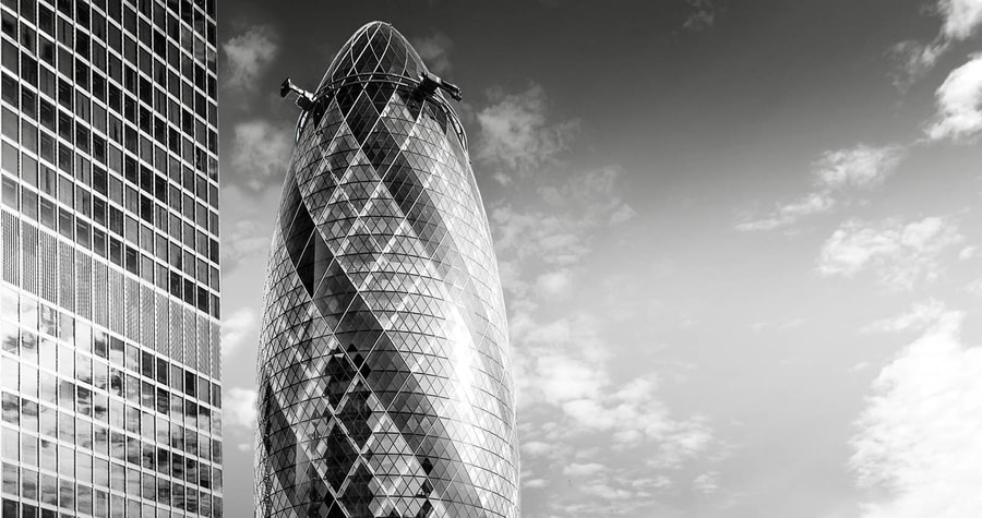 Photograph The Gherkin by pixeldreamer  on 500px
