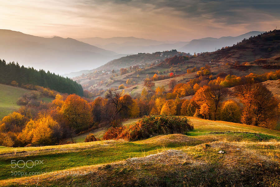 Photograph Rhodopean Landscape by Evgeni Dinev on 500px