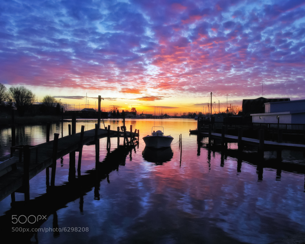 Photograph Purple Dawn by Dave Wright on 500px