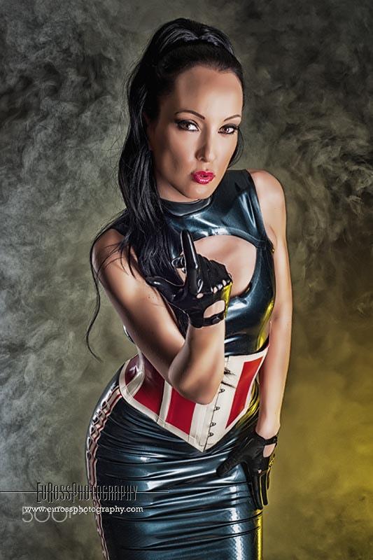 Fetish Liza by Ross Rinaldi EuRossPhotography / 500px