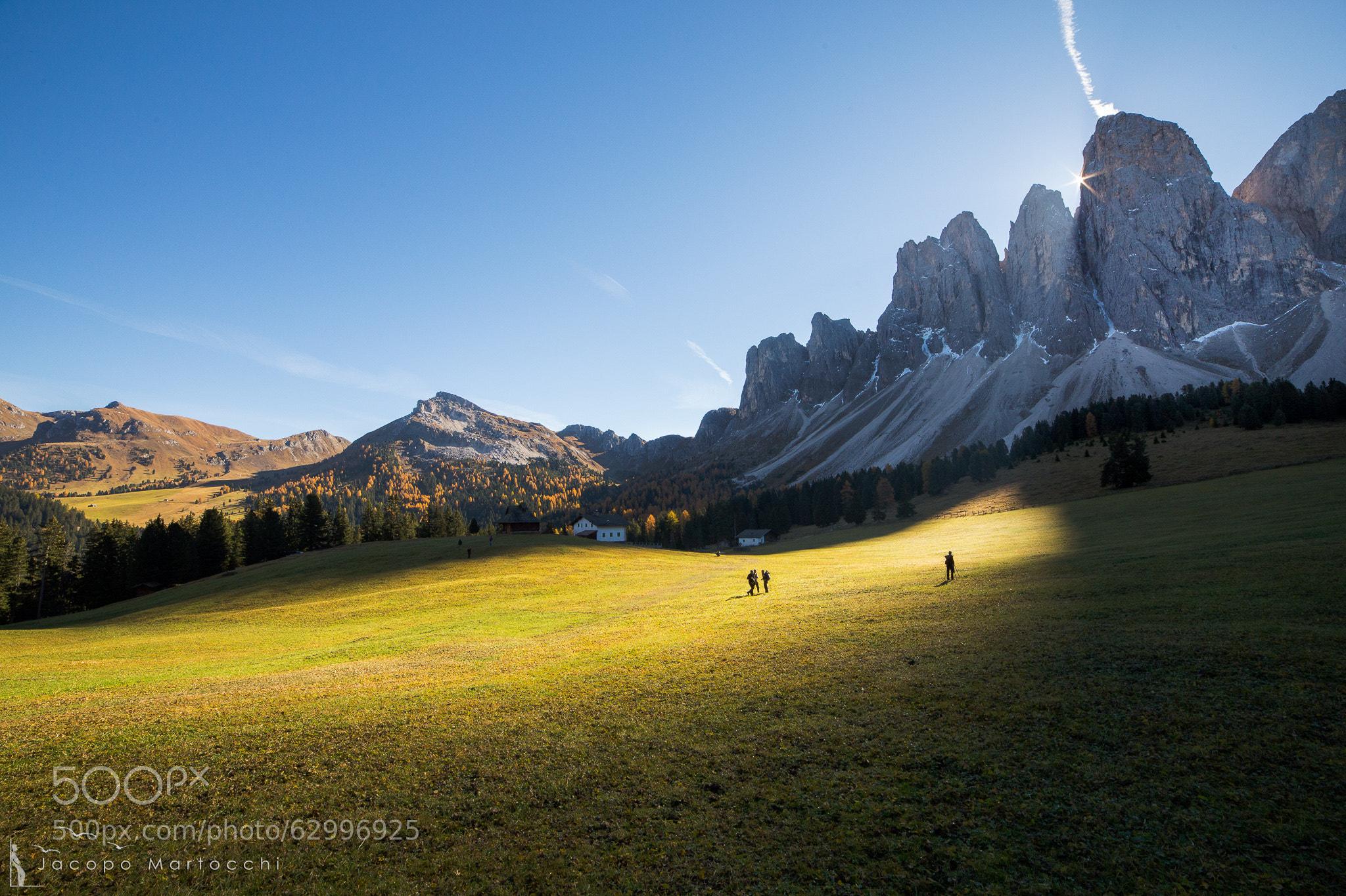500px 上の Jacopo Martocchi の写真 Ombre Tirolesi