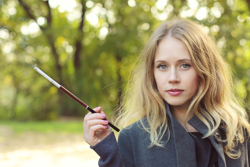 Photograph Long cigarette holder by Andrey Pasechnikov on 500px