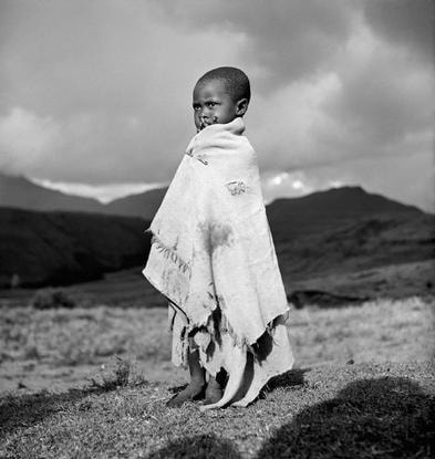 Photograph Lesotho 1947 by Christian BECK on 500px