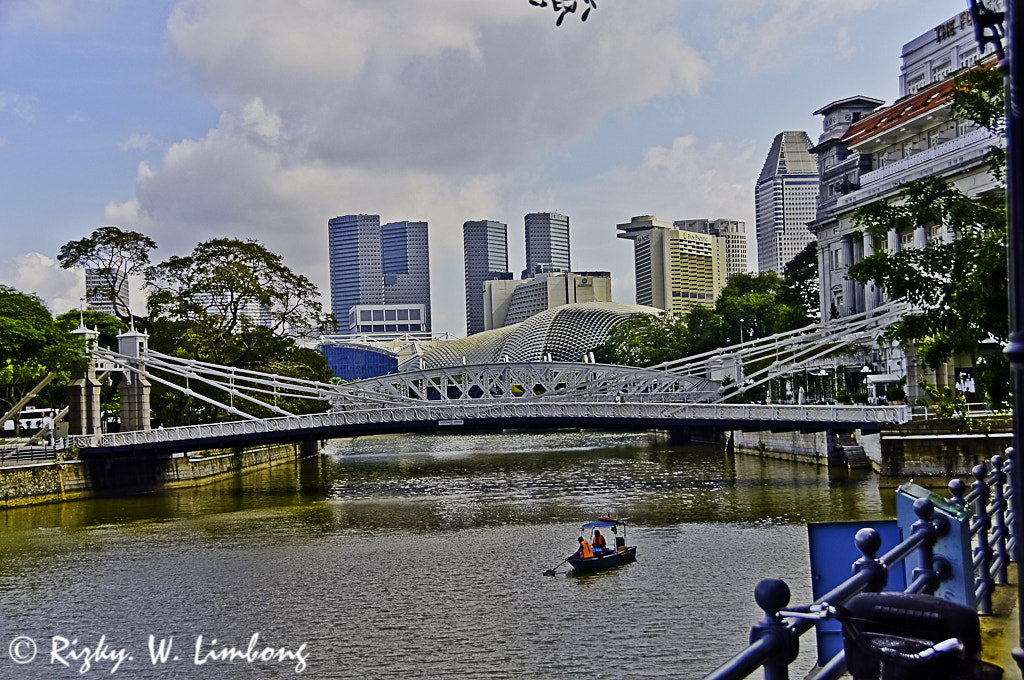 Photograph Singapore River by Rizky. W. Limbong on 500px