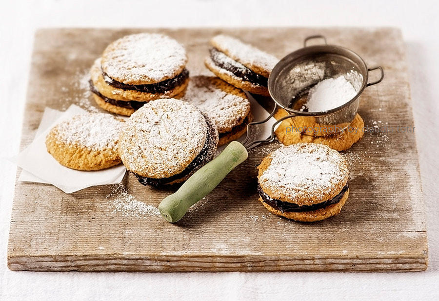 Photograph Sandwich Cookies by Claudia Totir on 500px