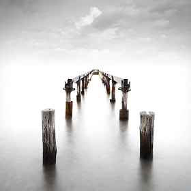 Infinite Pier by Marco Carmassi (MarcoCarmassi)) on 500px.com