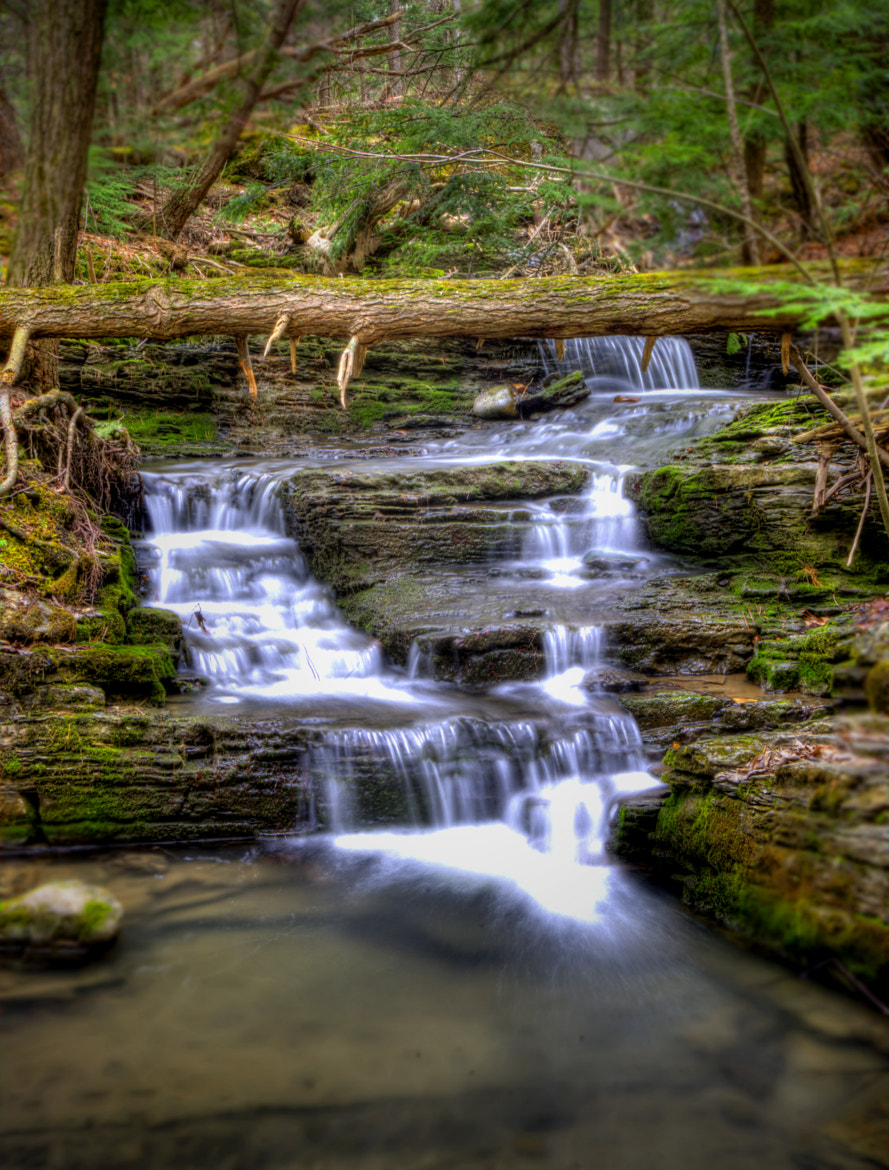 Photograph The Hidden Falls by Brian Michaud on 500px