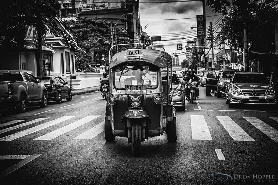 Photograph Tuk Tuk by Drew Hopper on 500px