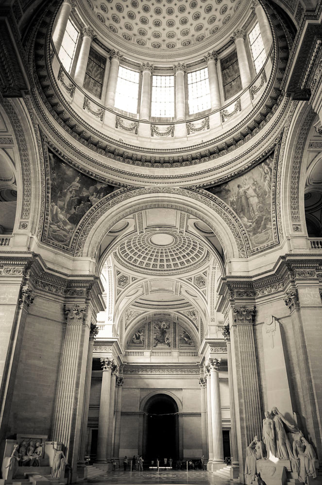 Photograph Pantheon Dome by Alexandre Minev on 500px