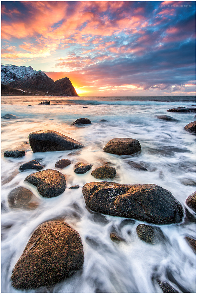 Photograph Unstad | Arctic Light by Christian Ringer on 500px