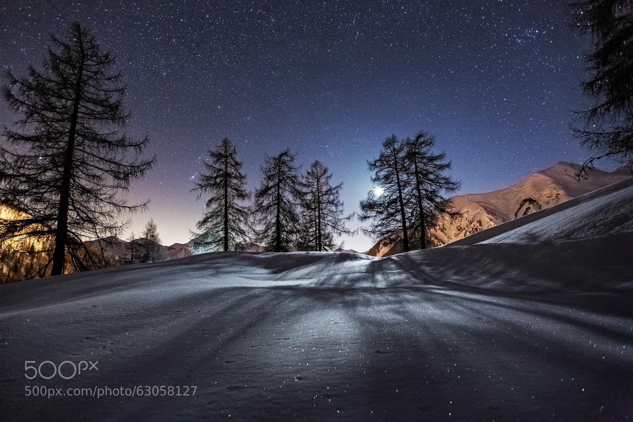 Photograph Moon Followers by Davide Arizzi on 500px