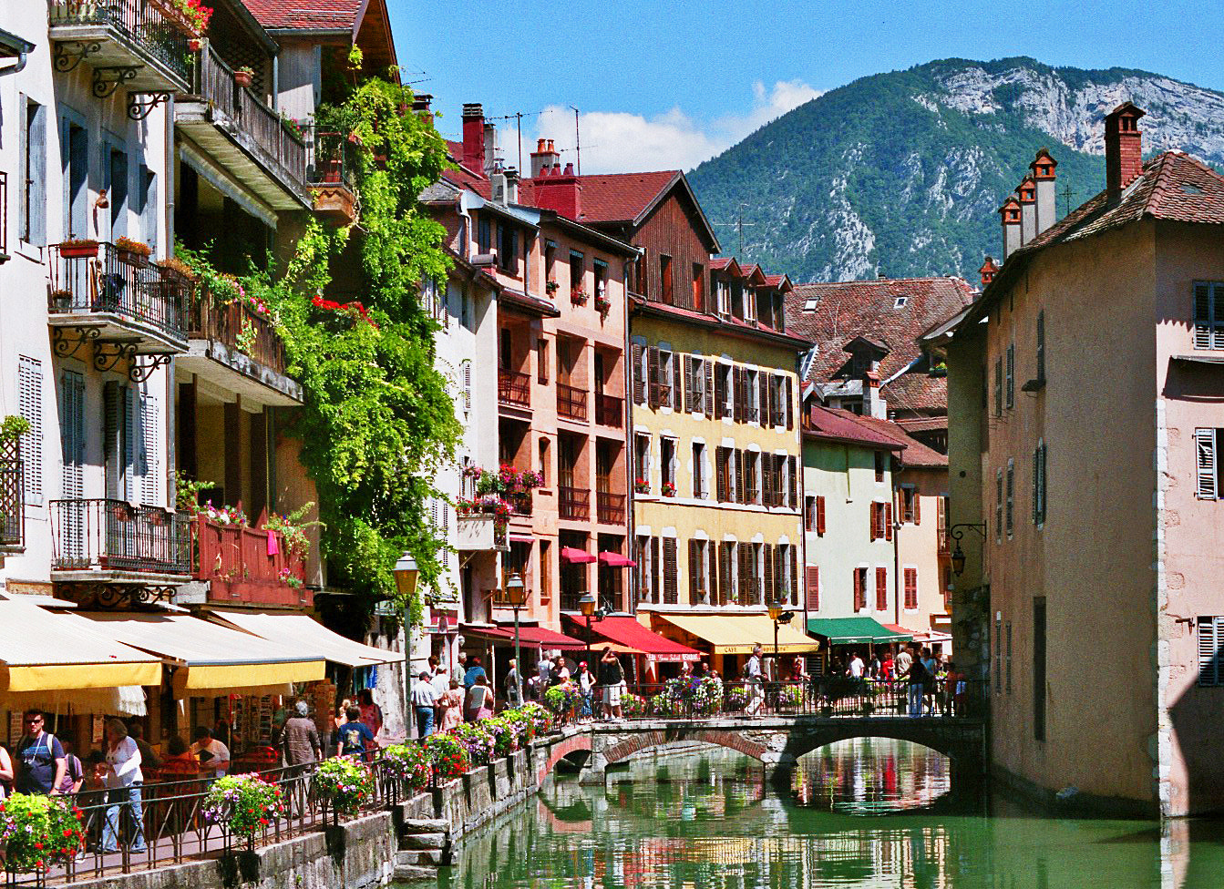 Photograph Annecy 2 by Sandra Laroche on 500px