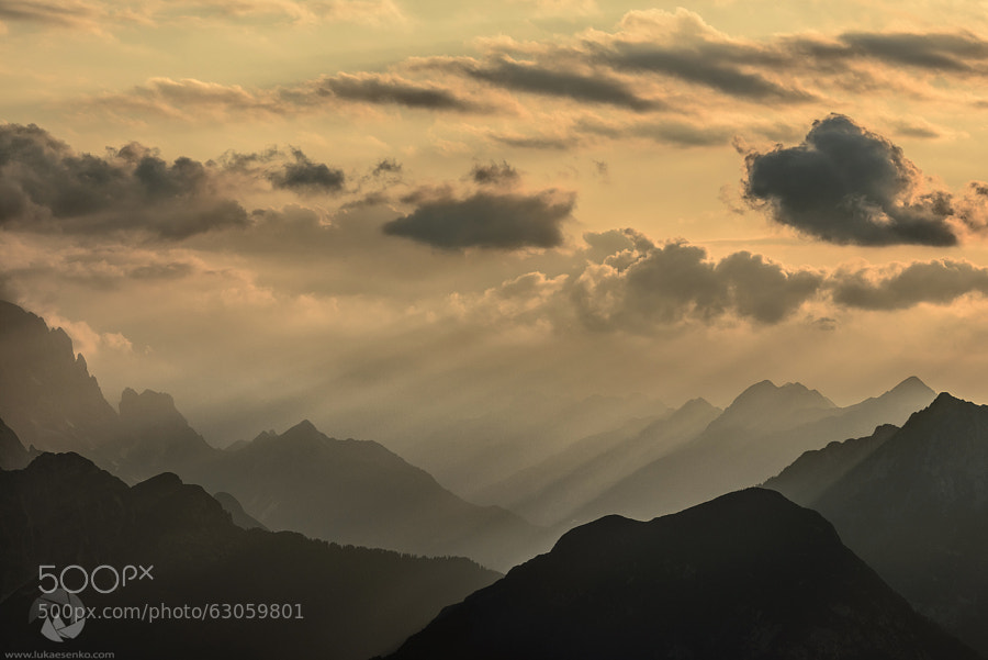 Photograph Alpine views by Luka Esenko on 500px