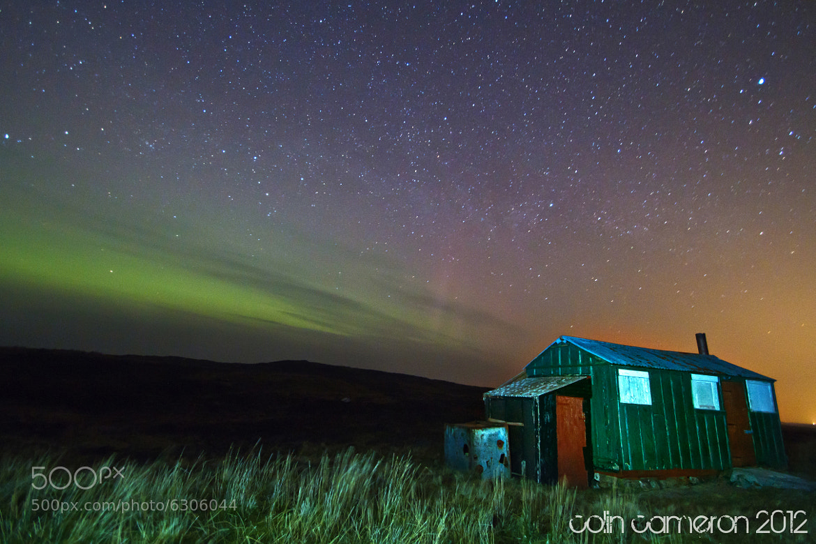 Photograph Moorhouse Aurora 3 by Colin Cameron on 500px