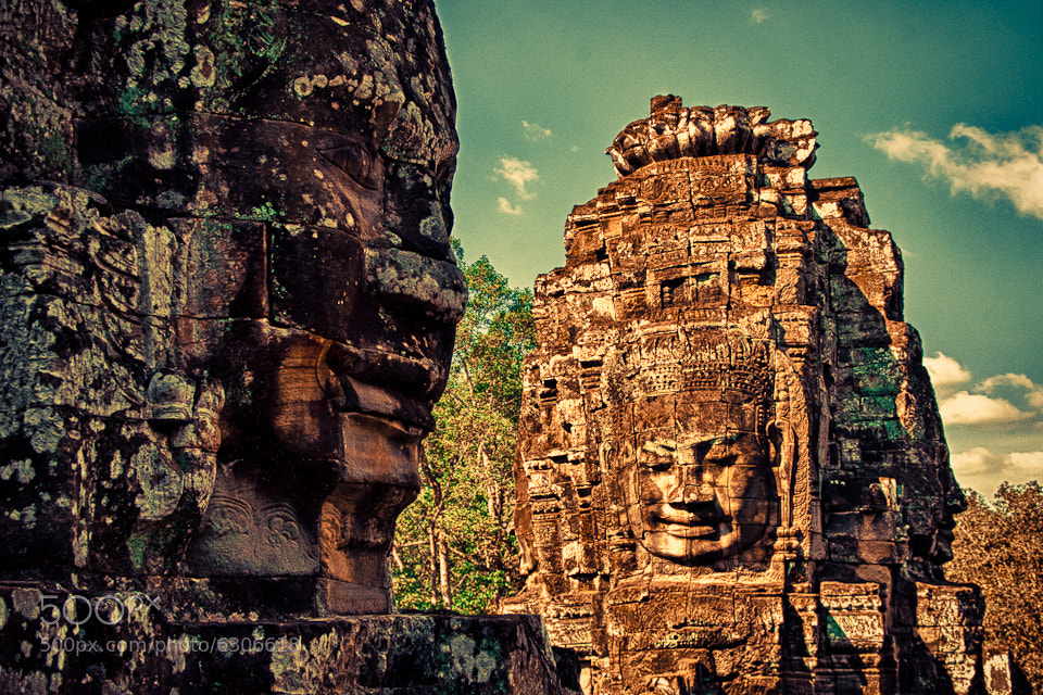 Photograph Cambodia IV by Minh Tran on 500px