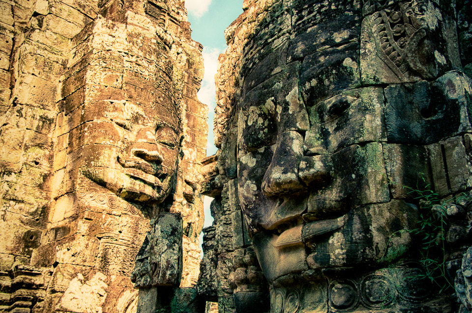 Photograph Cambodia V by Minh Tran on 500px