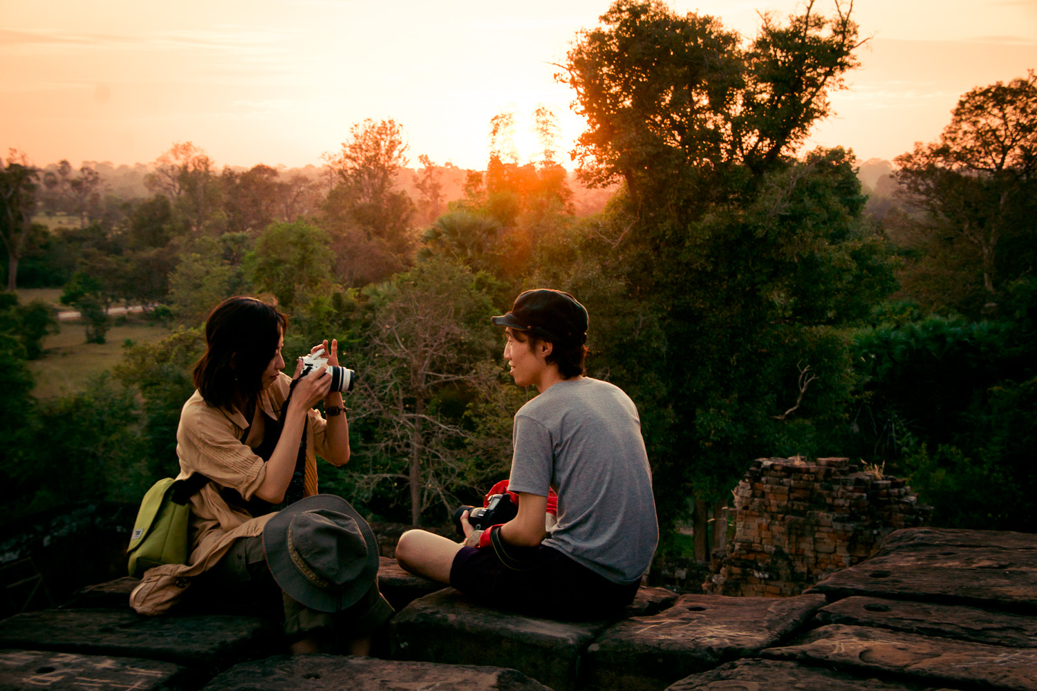 Photograph Cambodia II by Minh Tran on 500px