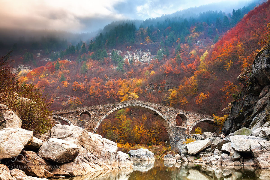 Photograph Devil's Bridge by Evgeni Dinev on 500px