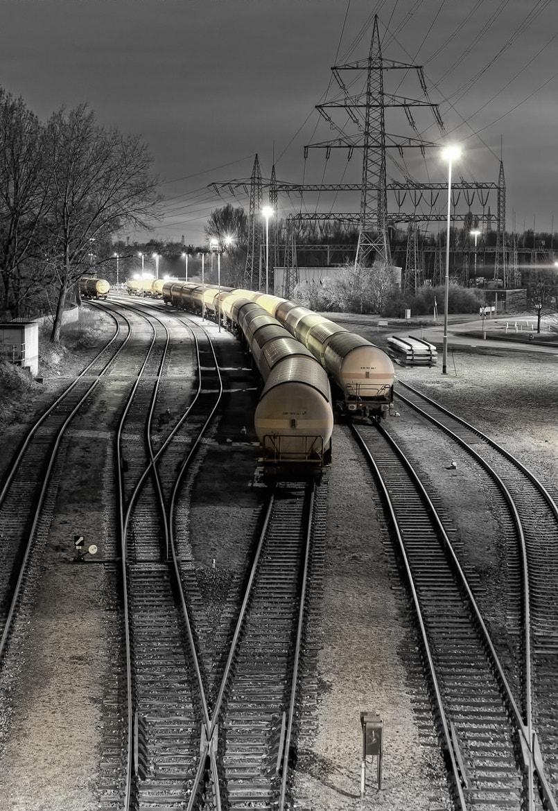 Photograph The Train by Michael Krone on 500px