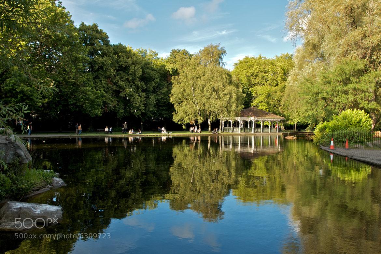 Photograph Dublin Garden by Maurizio Natali on 500px