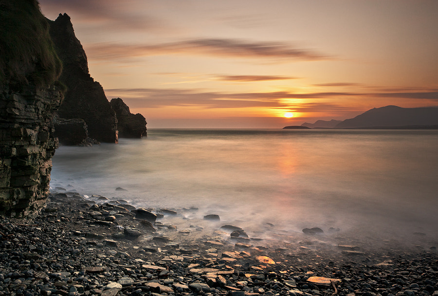Keel Strand by Gary McParland on 500px.com