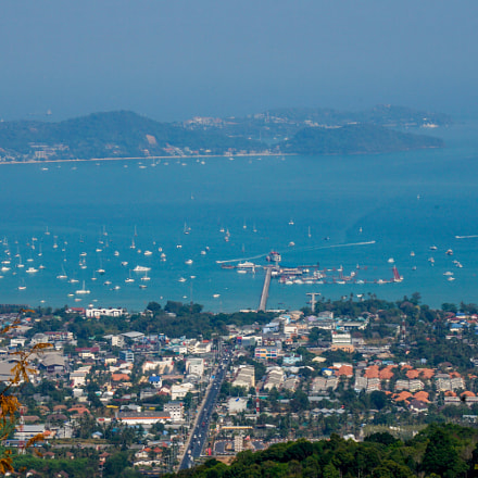 Phuket Town Harbour