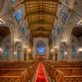Unitarian Memorial Church by Bob Lussier (boblussier)) on 500px.com