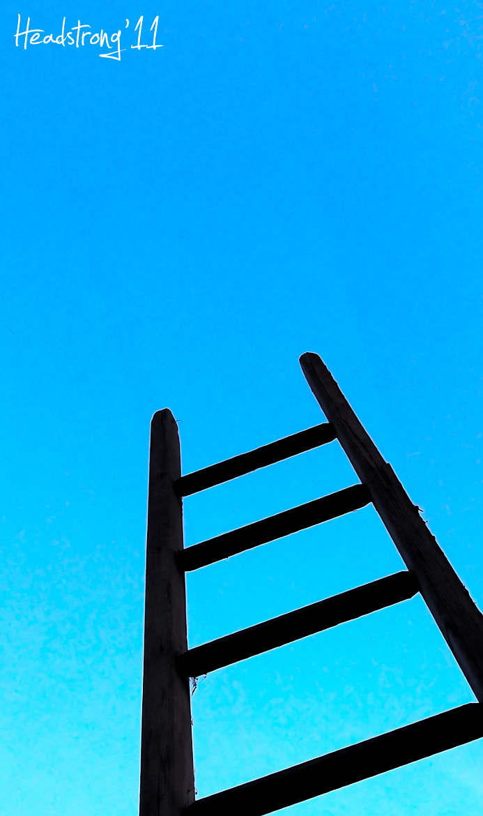 Photograph Ladder to the sky by Headstrong '11 on 500px