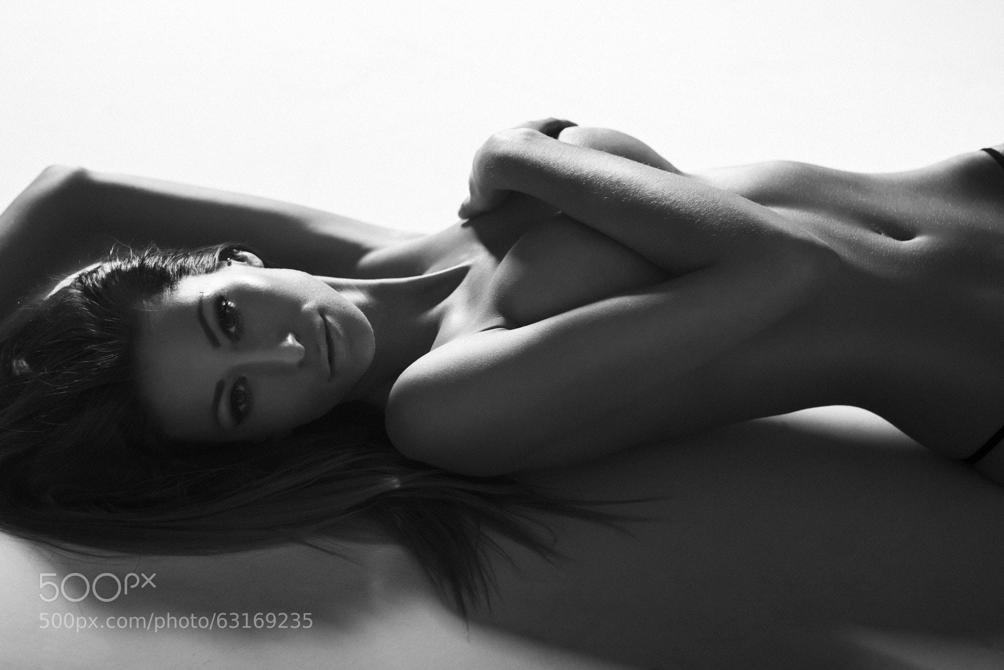 Photograph Karolina by Lukasz Ratajak on 500px