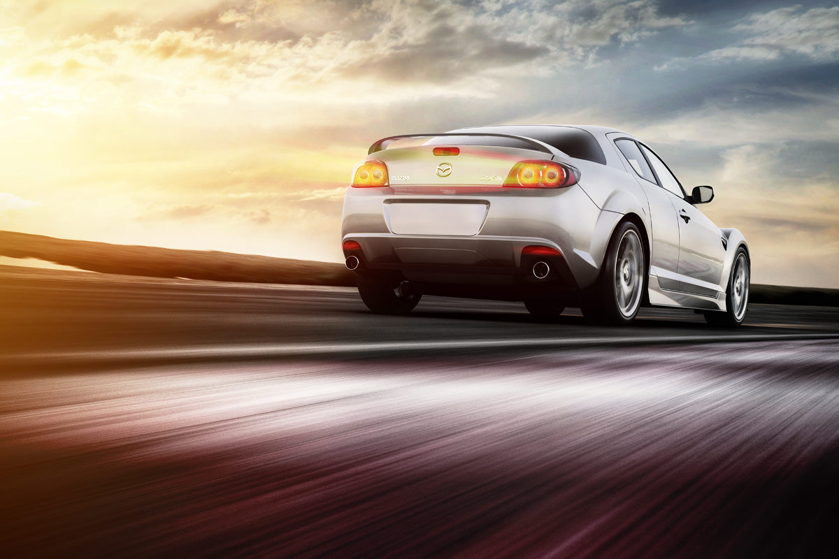 Photograph Mazda RX-8 by Steve Demmitt on 500px