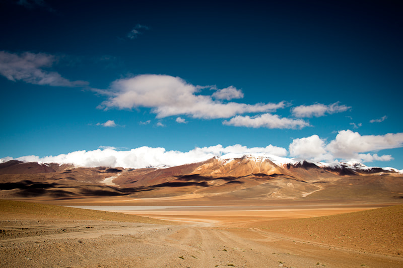 Photograph Crossing the Andes by Gustavo Schinner on 500px