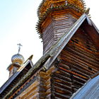 Постер, плакат: Merciful Saviour Church built in 1712