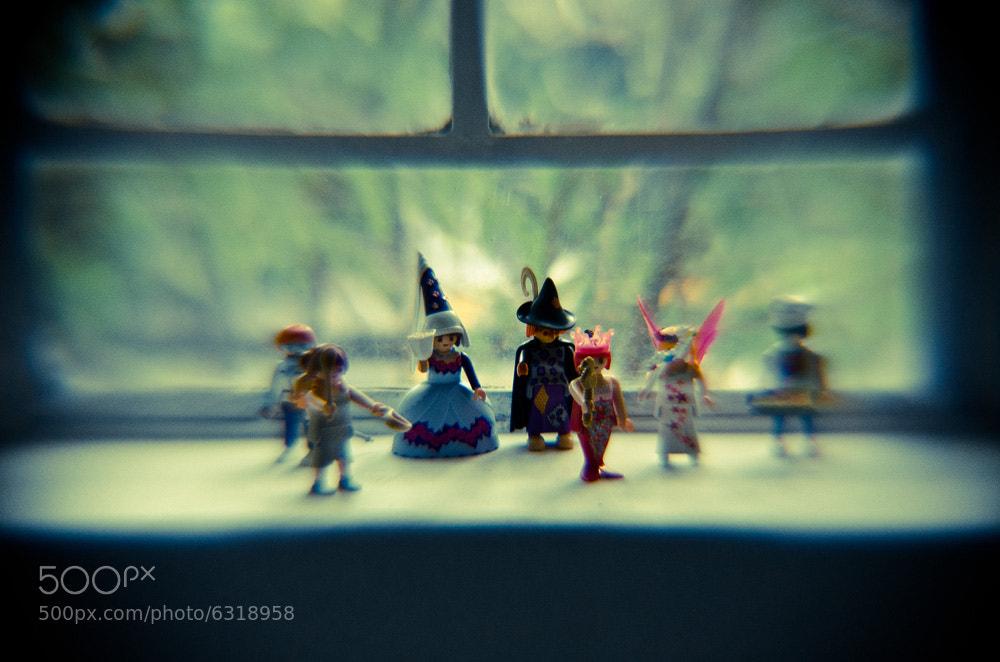 Photograph Toys by Héctor Barrera Carrera on 500px