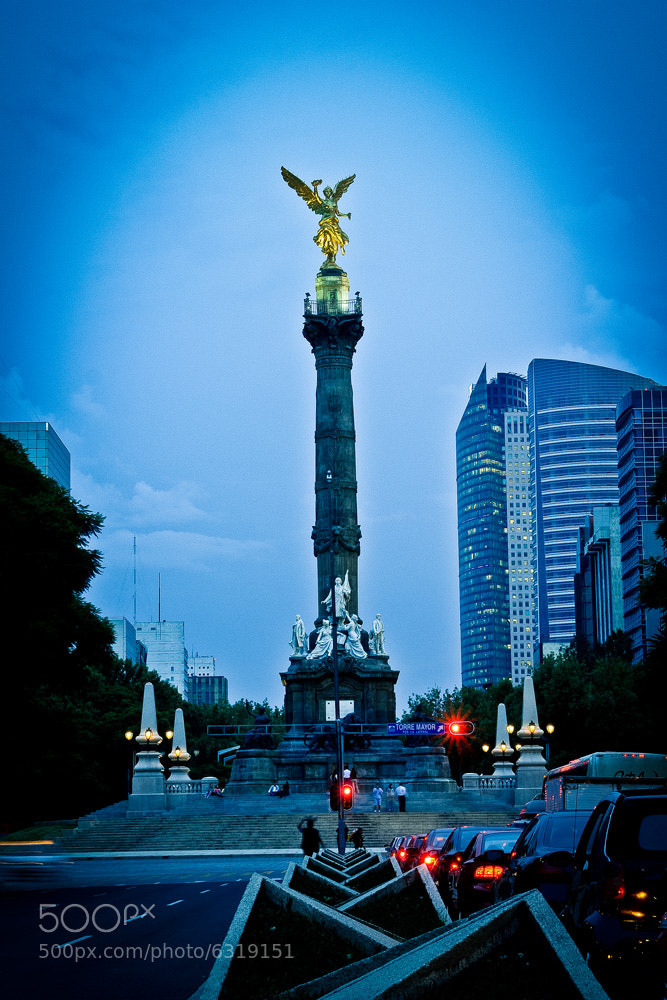 Photograph El Ángel de la Independencia by Héctor Barrera Carrera on 500px